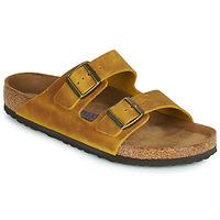 Topánky Muži Šľapky Birkenstock ARIZONA SFB Žltá