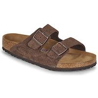 Topánky Muži Šľapky Birkenstock ARIZONA SFB Hnedá