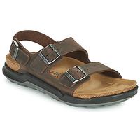 Topánky Muži Sandále Birkenstock MILANO CT Hnedá