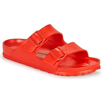 Topánky Ženy Šľapky Birkenstock ARIZONA EVA Červená
