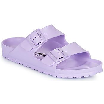 Topánky Ženy Šľapky Birkenstock ARIZONA EVA Fialová