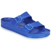 Topánky Muži Šľapky Birkenstock ARIZONA EVA Modrá