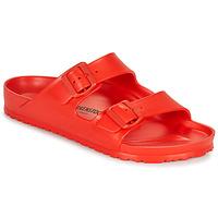 Topánky Muži Šľapky Birkenstock ARIZONA EVA Červená