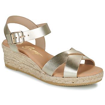Topánky Ženy Sandále Betty London GIORGIA Zlatá