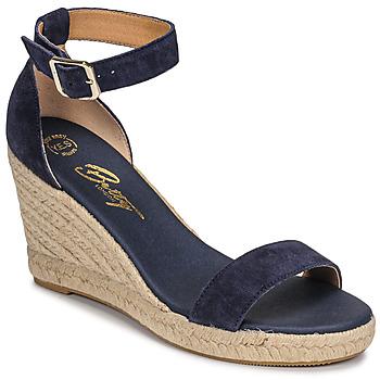 Topánky Ženy Sandále Betty London INDALI Námornícka modrá