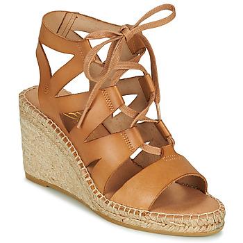 Topánky Ženy Sandále Betty London OTANA Ťavia hnedá