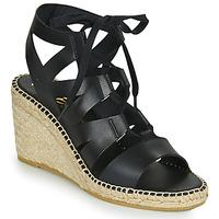 Topánky Ženy Sandále Betty London OLEBESY Čierna