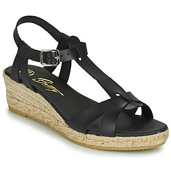 Topánky Ženy Sandále Betty London OBORSEL Čierna