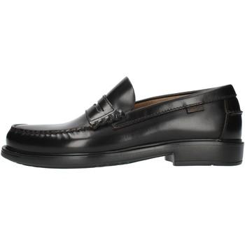 Topánky Muži Mokasíny CallagHan 90000 Black