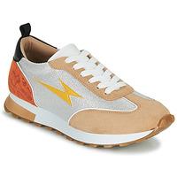 Topánky Ženy Nízke tenisky Vanessa Wu BK2268BG Béžová / Žltá / Oranžová