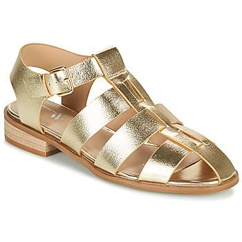 Topánky Ženy Sandále Vanessa Wu SD2255OR Zlatá