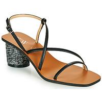 Topánky Ženy Sandále Vanessa Wu SD2226NR Čierna