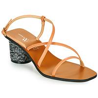 Topánky Ženy Sandále Vanessa Wu SD2226SM Oranžová