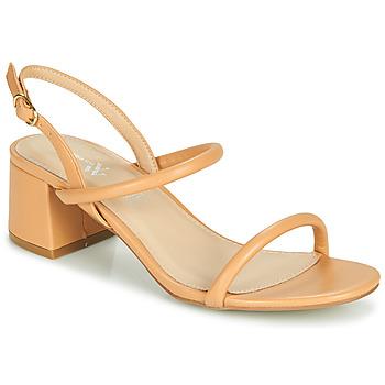 Topánky Ženy Sandále Vanessa Wu SD2253CM Ťavia hnedá
