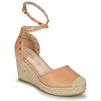 Topánky Ženy Sandále Vanessa Wu SD2257CM Ťavia hnedá