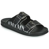 Topánky Muži Sandále Melvin & Hamilton ROBERT 10 Čierna