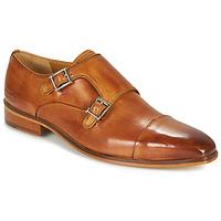 Topánky Muži Richelieu Melvin & Hamilton LANCE 1 Hnedá