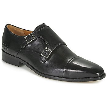 Topánky Muži Richelieu Melvin & Hamilton LANCE 1 Čierna