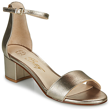 Topánky Ženy Sandále Betty London INNAMATA Olovná šedá