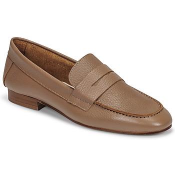 Topánky Ženy Mokasíny Betty London OSANGE Ťavia hnedá
