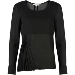 Oblečenie Ženy Blúzky Patrizia Pepe  Čierna