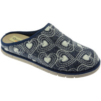 Topánky Ženy Šľapky Riposella RIP2626blu blu