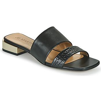 Topánky Dievčatá Sandále JB Martin HELIAS Čierna