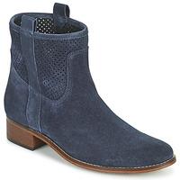 Topánky Ženy Polokozačky Betty London OSEILAN Námornícka modrá