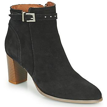 Topánky Ženy Čižmičky Betty London OSANDA Čierna