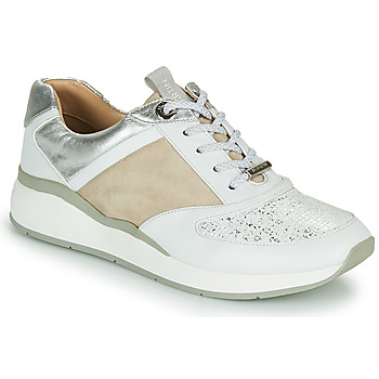 Topánky Dievčatá Členkové tenisky JB Martin 1KALIO Biela