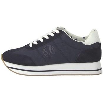 Topánky Ženy Nízke tenisky S.Oliver 552361222805 Tmavomodrá