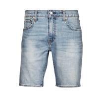 Oblečenie Muži Šortky a bermudy Levi's 411 Slim Short Modrá