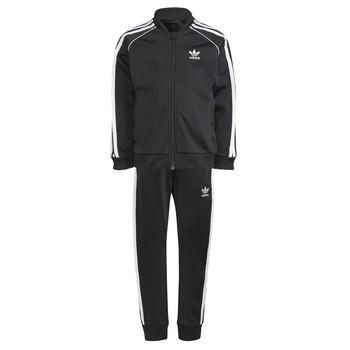 Oblečenie Deti Súpravy vrchného oblečenia adidas Originals GN4362 Čierna