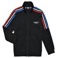 Oblečenie Deti Vrchné bundy adidas Originals GN7482 Čierna