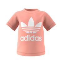 Oblečenie Deti Tričká s krátkym rukávom adidas Originals GN8176 Biela