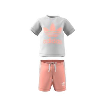Oblečenie Deti Komplety a súpravy adidas Originals GN8192 Biela