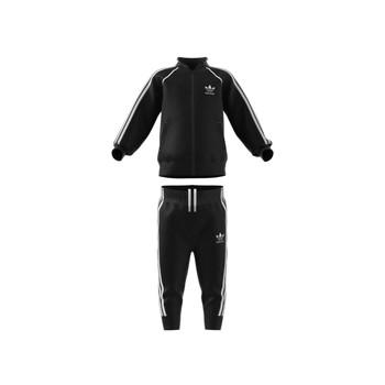 Oblečenie Deti Súpravy vrchného oblečenia adidas Originals GN8441 Čierna
