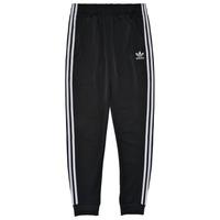 Oblečenie Deti Tepláky a vrchné oblečenie adidas Originals GIANNY Čierna