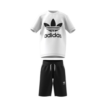 Oblečenie Deti Komplety a súpravy adidas Originals COLIPA Biela