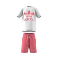Oblečenie Deti Komplety a súpravy adidas Originals GP0195 Biela