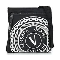 Tašky Muži Vrecúška a malé kabelky Versace Jeans Couture SOLEDA Čierna / Biela