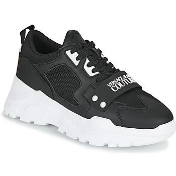 Topánky Muži Nízke tenisky Versace Jeans Couture THANNA Čierna