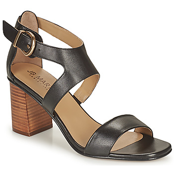 Topánky Dievčatá Sandále JB Martin 1NAWELI Čierna