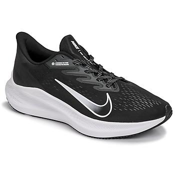 Topánky Muži Bežecká a trailová obuv Nike ZOOM WINFLO 7 Čierna