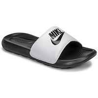Topánky Muži športové šľapky Nike VICTORI BENASSI Čierna / Biela