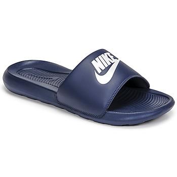 Topánky Muži športové šľapky Nike VICTORI BENASSI Modrá