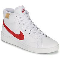 Topánky Muži Nízke tenisky Nike COURT ROYALE 2 MID Biela / Červená