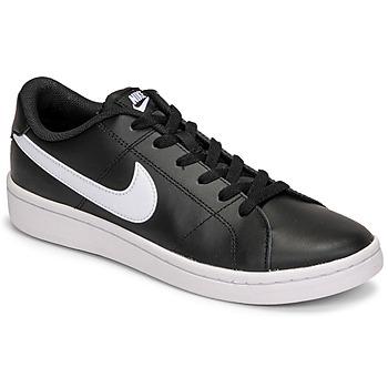 Topánky Muži Nízke tenisky Nike COURT ROYALE 2 LOW Čierna / Biela