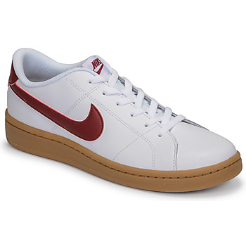 Topánky Muži Nízke tenisky Nike COURT ROYALE 2 LOW Biela / Červená