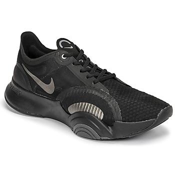 Topánky Muži Univerzálna športová obuv Nike SUPERREP GO Čierna